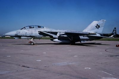 Aircraft Slide Dia F-14A 158612/af-100 Vf-201 United States Navy 0070