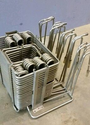 Chiller pipes for fountain & soda dispensing machine