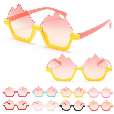Boys Fashion Kids Girls Personality Sunglasses Modeling Unique Children Baby