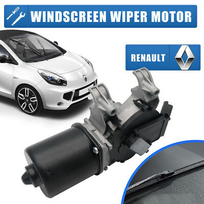 Front Windscreen Wiper Motor For RENAULT CLIO MK3 GRANDTOUR 7701061590 [2005>ON]