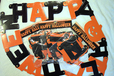 Halloween,Party Invitations,Pumpkin,Jointed Banner,Treat Bags,Ghost,African Ame