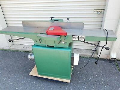 """Grizzly G1018 8"""" X 65"""" 220v 3-knife 3"""" Cutterhead Heavy Duty Woodworking Jointer"""