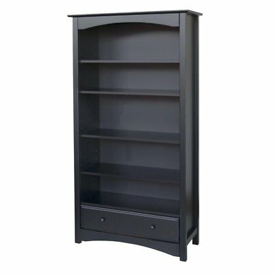 DaVinci MDB Wood Bookcase with Drawer