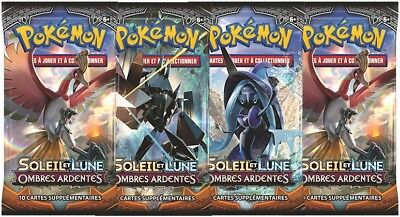 PROMO Pokemon Boosters scellés FR SL3 OMBRES ARDENTES Collection