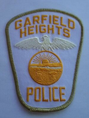 Garfield Heights Police Department Patch Ohio