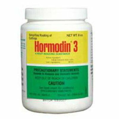 1/2 lb Hormodin Rooting Hormone Powder #3 0.8% IBA (8 oz)  Indole-3-butyric acid
