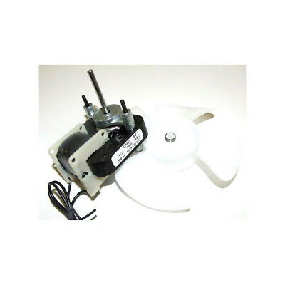 Universal Commercial Fridge / Freezer / Evaporator Fan Motor With Fan Blade 240V