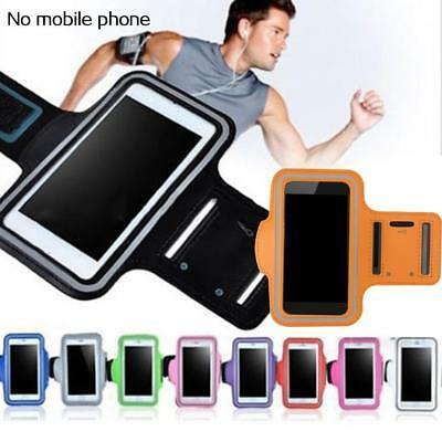 Sports Running Jogging Waterproof Gym Armband Arm Bag Case Holder For Cell Phone