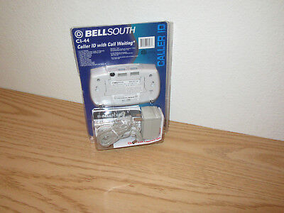 Bellsouth Caller ID with Call Waiting CI-44 New UPC 715106135876 Never used new.