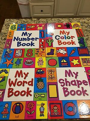Southwestern My (Color, Number, Word, Shape) Books for Kids