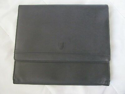 YACHTS of SEABOURN Cruise Lines travel document holder wallet leather organizer