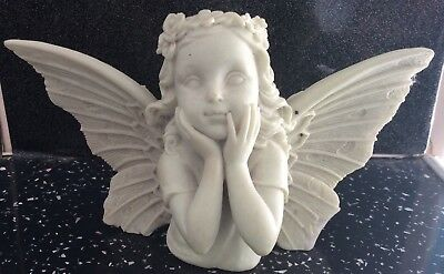 Latex Craft Mould To Make Fairy Head In Hands Art & Crafts Hobby