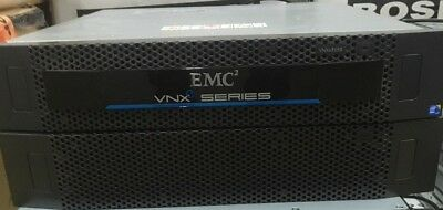 EMC VNX Series VNXe3150 unit - HDD available  2TB (can be added)