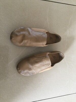 Jazz Shoes Tan