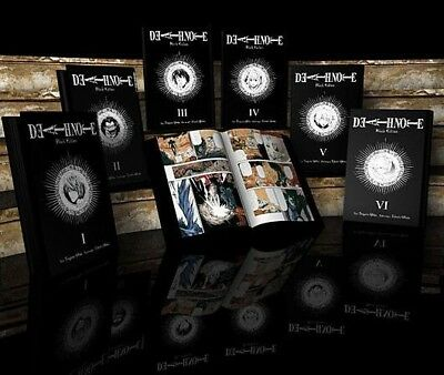 Death Note Black Edition - Complete