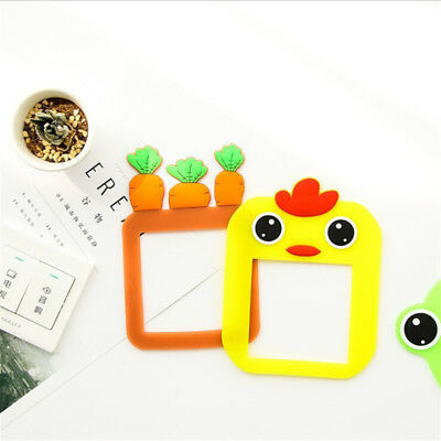 Silicone Cartoon Switch Cover Sticker Protect Socket Night Light Room Wall Decal