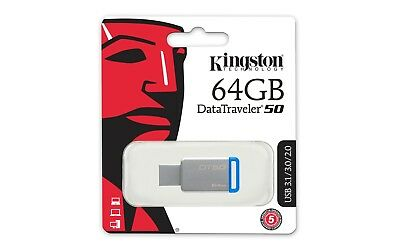 Genuine Kingston Data Traveler Usb Flash Memory Stick Drive 8Gb 16Gb 32Gb 64Gb