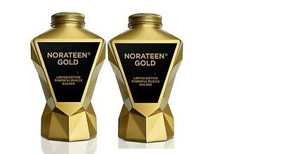 LA Muscle Norateen Gold x 2 Pack
