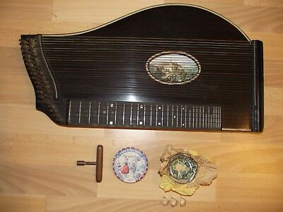 alte Zither