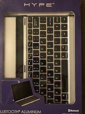 NIP Hype Bluetooth Aluminum Keyboard Stand for iPad 2, 3rd & 4th Generation