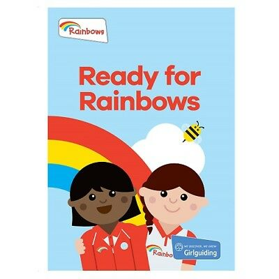 Ready For Rainbows Book Handbook Rainbows Uniform New