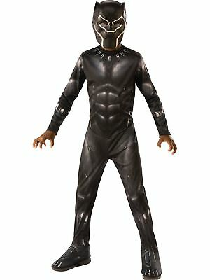 Marvel Avengers Infinity War Black Panther Child Costume