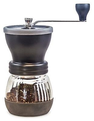 Khaw-Fee HG1B Manual Coffee Grinder with Conical Ceramic Burr - Because Hand