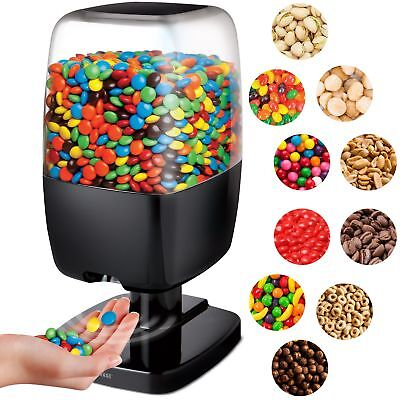 SHARPER IMAGE Motion Activated Candy Dispenser For Gumballs, Nuts, Snacks,