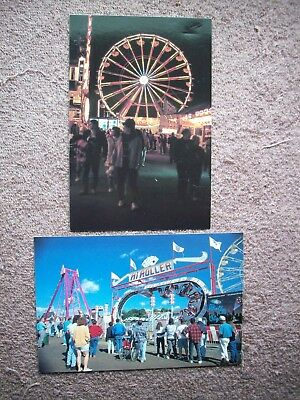 The Great Bloomsburg Fair - 2 Postcards
