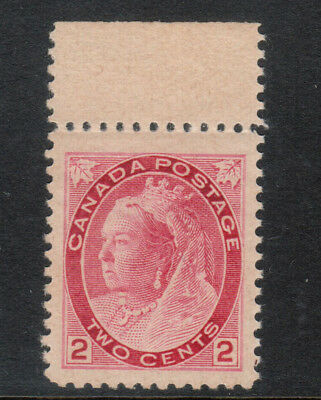 Canada #77 Extra Fine Never Hinged Gem **With Certificate**