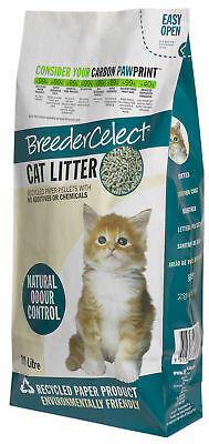 Breeder Celect Cat Litter 30ltr Cat Litter Damaged