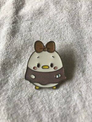 Disney Hong Kong Disneyland Ufufy Daisy Duck Pin
