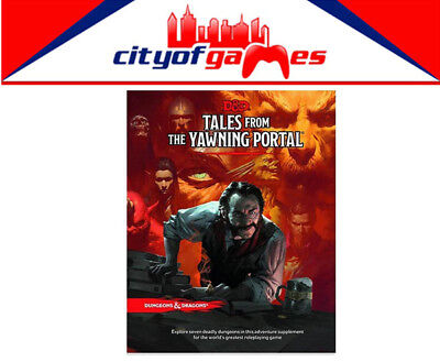 D&D Dungeons & Dragons Tales from the Yawning Portal Brand New