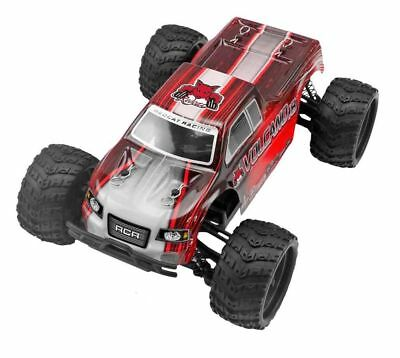 Redcat Racing VOLCANO-18 V2 4WD Electric Monster Truck VOLCANO 1/18 scale
