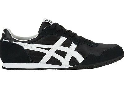 Asics Onitsuka Tiger Unisex SERRANO Shoes Black/White D109L-9001 c