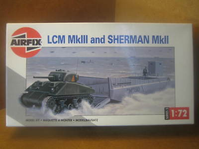 Airfix / LMC MkIII and Sherman MkII (A)