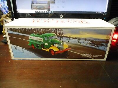 Hess Truck - The First Hess Truck Toy Bank