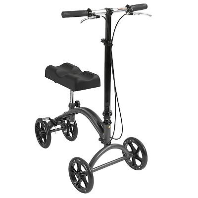 NEW Drive Medical 790 DV8 Steerable Knee Walker! A32