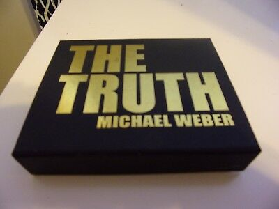 The Truth by Michael Weber-Magic Effect