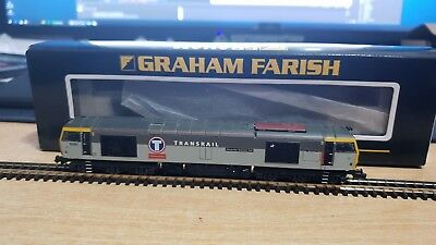 N Gauge Class 60 - Transrail - DCC FITTED