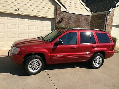 2002 Jeep Grand Cherokee Limited ONE OWNER **2002 Jeep Grand Cherokee Limited** ONE OWNER