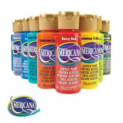 DecoArt Americana Acrylic Paint 59ml 2oz