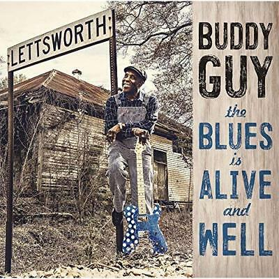 BUDDY GUY-THE BLUES IS ALIVE AND WELL-JAPAN CD Japan with Tracking