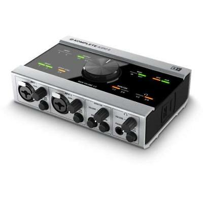 NATIVE IN STRUMENTS KOMPLETE AUDIO 6 Japan NEW with Tracking