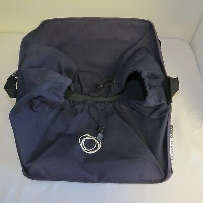 Bugaboo Frog Baby Stroller Storage Blue Basket Canvas Carrycot Under seat boys