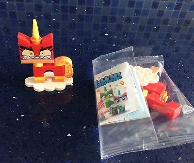 LEGO UNIKITTY MYSTERY PACK - ANGRY UNIKITTY - new in sealed bag - 2018 Series 1
