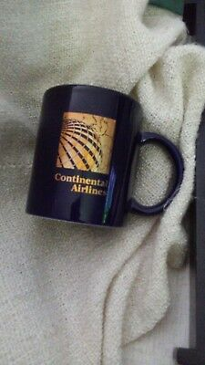 Continental Airlines/American Express Travel Services Mug