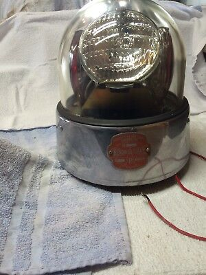 Federal Beacon Ray Model 175 Working Condition Unrestored