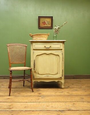 French Painted Cabinet Storage Cupboard, shabby chic