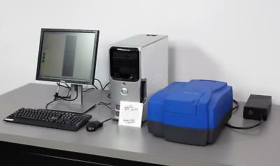Molecular Devices Axon GenePix 4000B Microarray Scanner Complete System